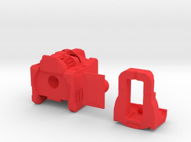 Grimlock Head Kit-Ultra Class 3d printed