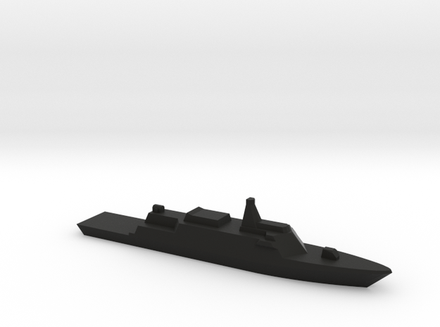 Ada 1:3000 in Black Natural Versatile Plastic