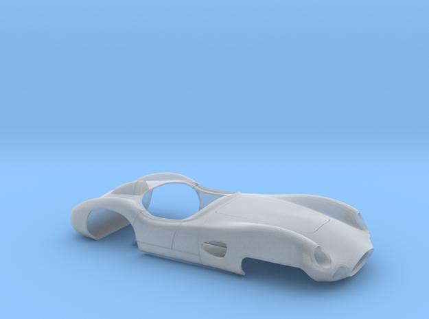1/25 Aston Martin DBR1 in Smooth Fine Detail Plastic