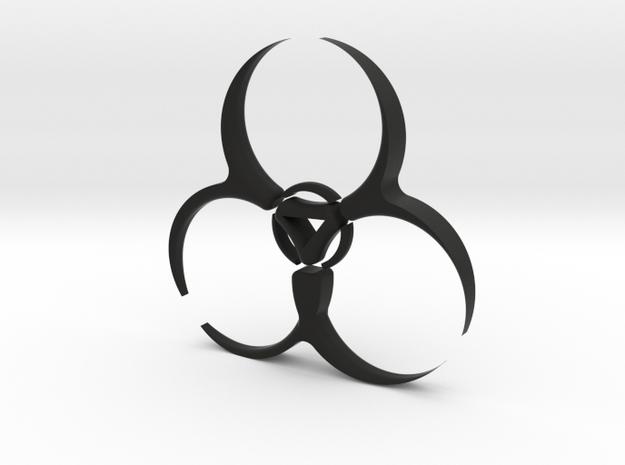 Biohazard 3d printed