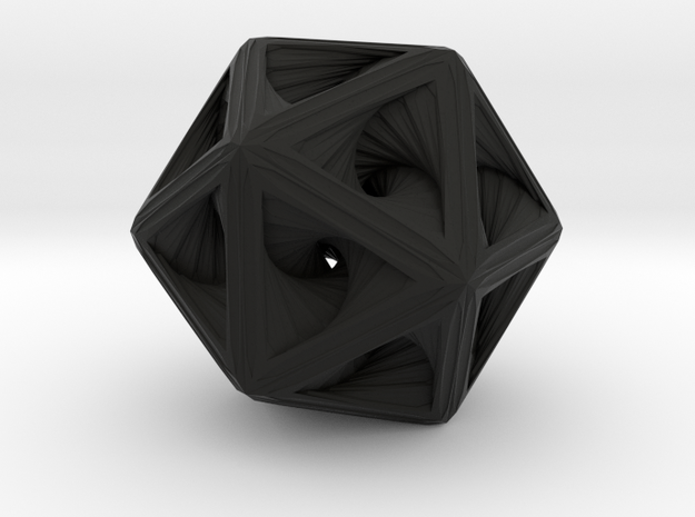 Intruded Spin 3d printed