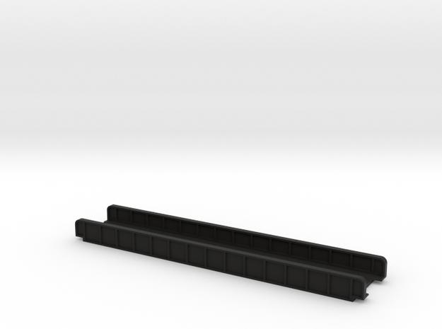 STRAIGHT 165mm SINGLE TRACK VIADUCT 3d printed