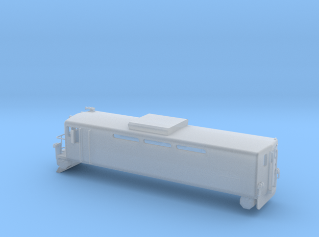 EO LOCO NZ1:120 in Smooth Fine Detail Plastic