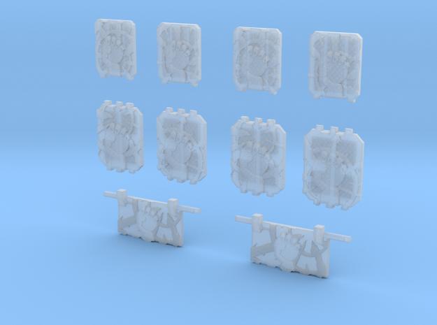 Apex Gods - Vehicle Doors Pack 3d printed