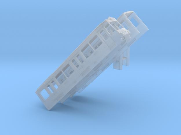 Gehäuse Stadtbahnwagen B100 Bügelfalte 3d printed
