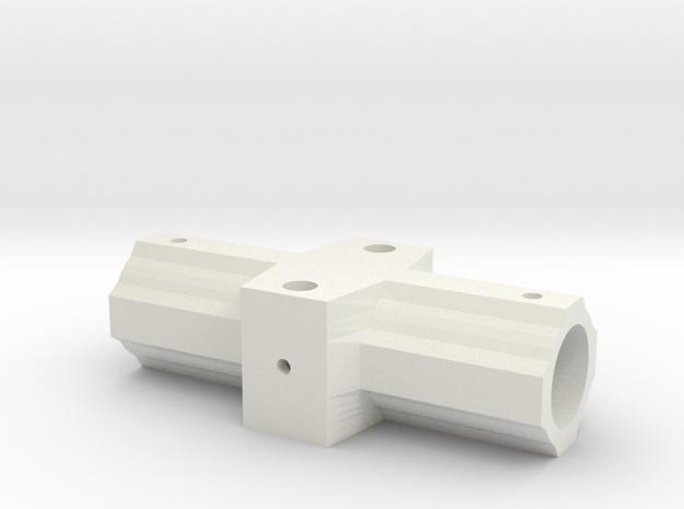 Tpac Tubejoiner R1 Mm Surf 26 in White Natural Versatile Plastic