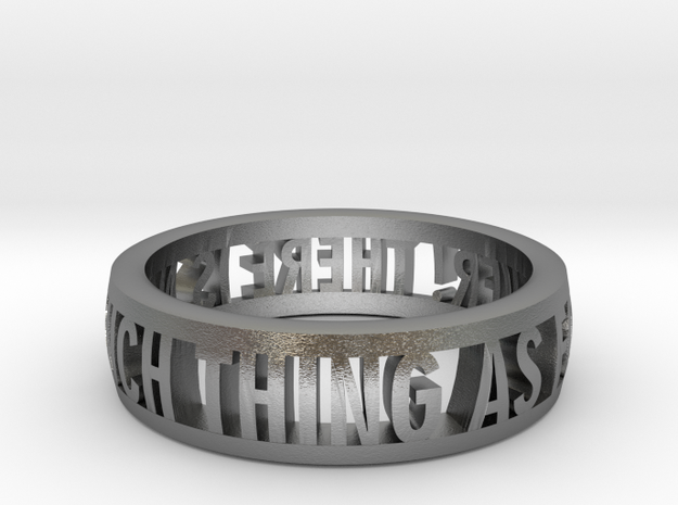 no such thing... ring (various sizes)