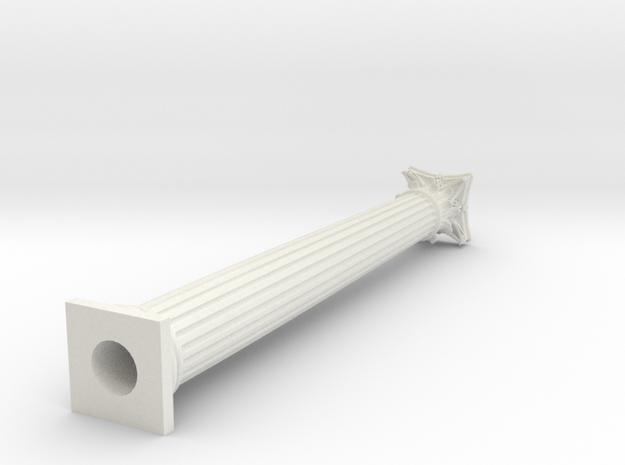 Corinthian column 3d printed