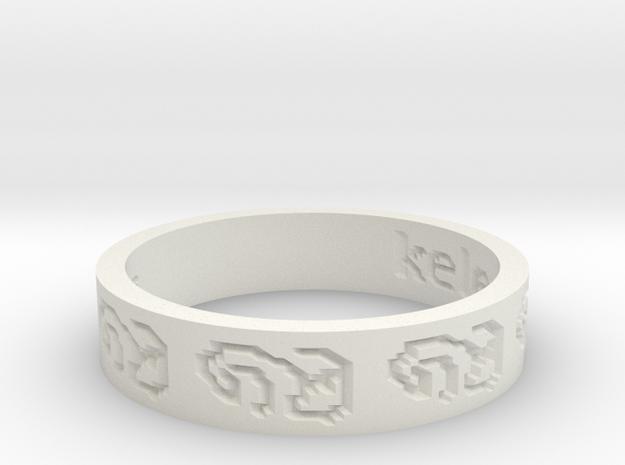 by kelecrea, engraved: kelecrea 2.2 testing 3d printed
