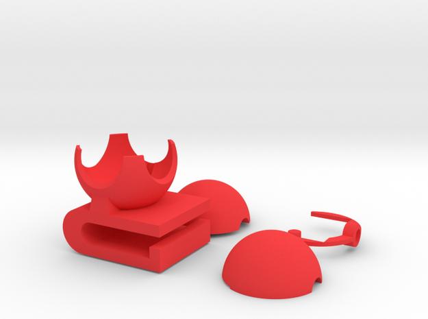 Pokeball 3DS cart holder- BETA 3d printed