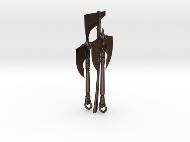 ACC-11-Axes 7inch MOTU v2.3 3d printed