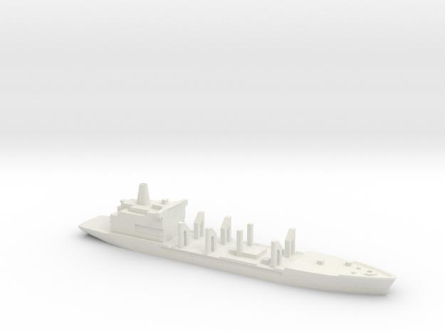 Henry J. Kaiser 1:2400 in White Natural Versatile Plastic