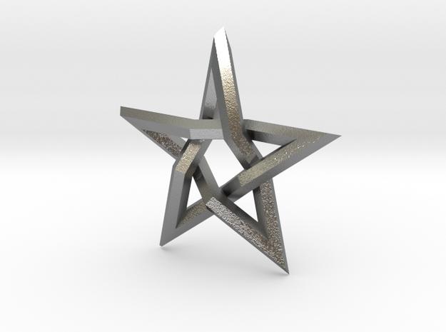 Devil's Cross (Medium) 3d printed