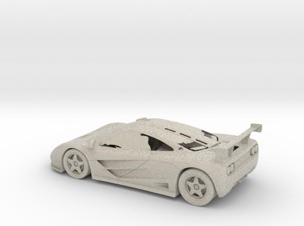 McLaren F1 LM 3d printed
