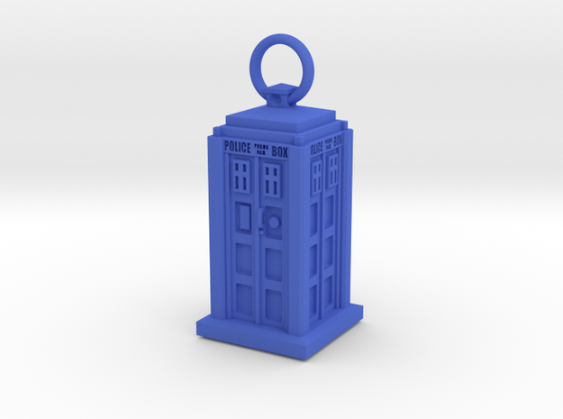Police Call Box 3d printed