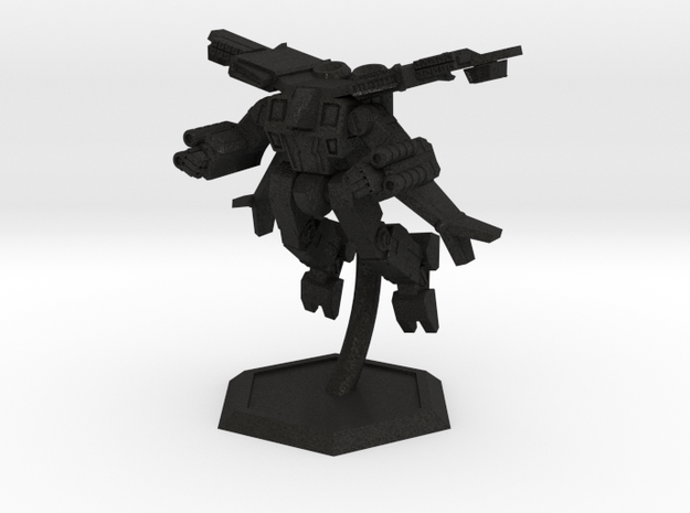 Mecha- Crusher LAM AirMech (1/285th) 3d printed