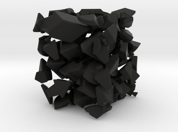 Star Pyraminx 3d printed