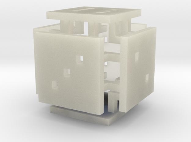 platform d6 in Transparent Acrylic