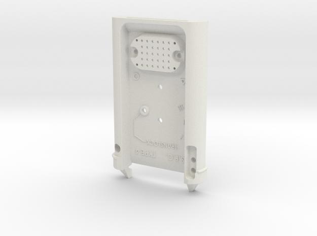 Chest Box Communicator - Upper Half 3d printed