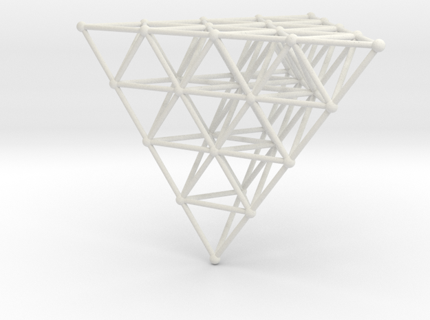 A3sketchup in White Natural Versatile Plastic