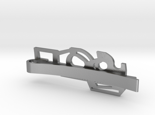 P90 MONEY/TIE CLIP 3d printed