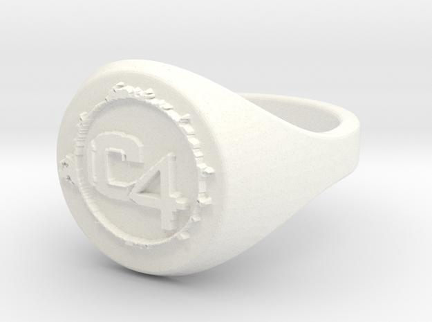 ring -- Fri, 17 Jan 2014 03:31:23 +0100 3d printed