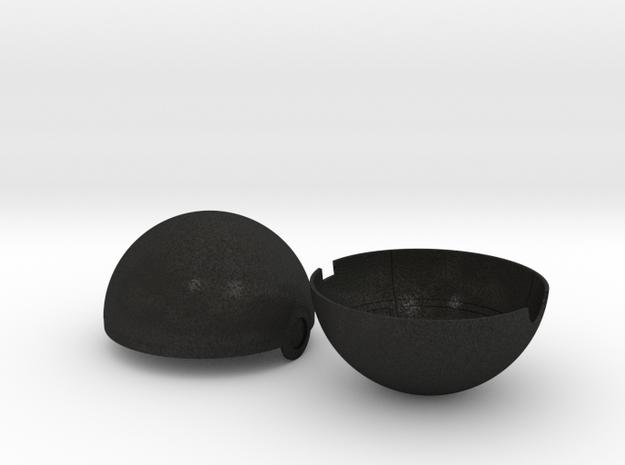 Pokeball with hinge- BETA 3d printed