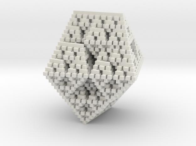 alternating2menger 3d printed