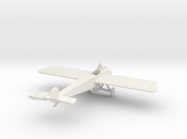 1/144 Fokker E.III in White Strong & Flexible