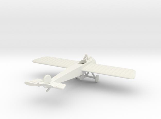 1/144 Fokker E.III in White Natural Versatile Plastic