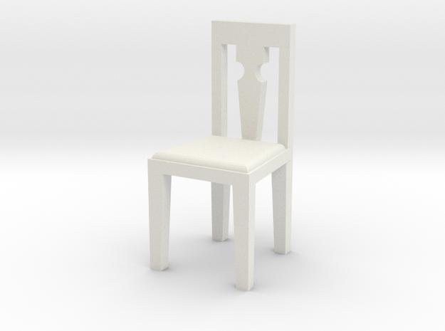 1:48 Simple Side Chair 3d printed