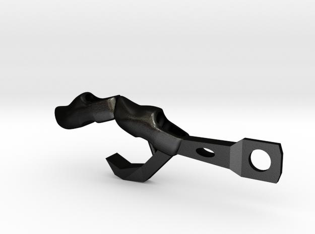 Wooden Shoe Bottle Opener / Klomp Fles Opener 3d printed