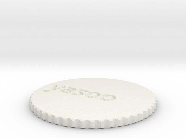 by kelecrea, engraved: yasoo 3d printed
