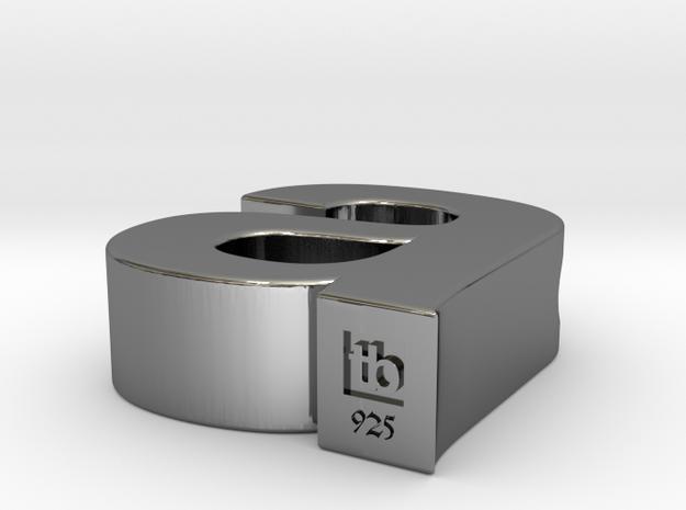 Typeberlin A Pendant 3d printed
