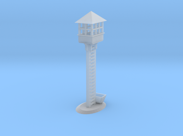 Switch Tower 2 - Zscale 3d printed