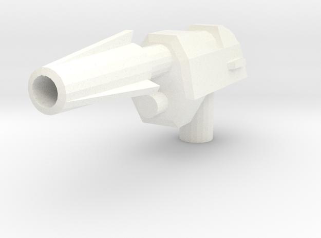 G2P-002b - Matamore Cryo-Gun in White Processed Versatile Plastic