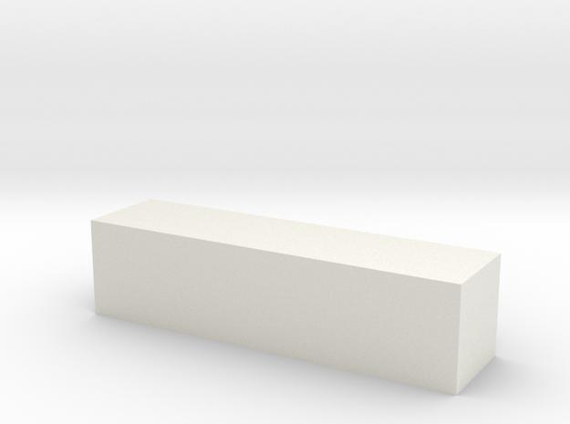 wsf test in White Natural Versatile Plastic