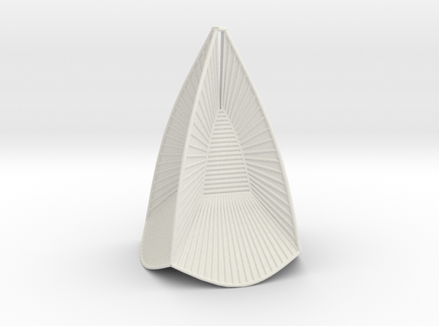 tensioned minimal surface 12 edges b 3d printed