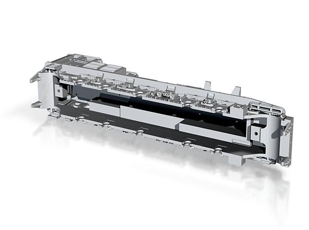 E1082 001 2012 Gehaeuse SCALED 10025 (fixed) 3d printed