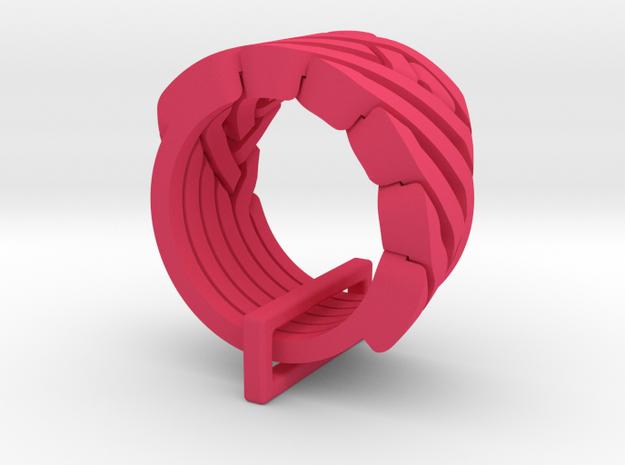 Weave Six 3d printed