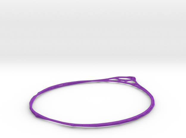 Minimalist Bracelet 3 3d printed