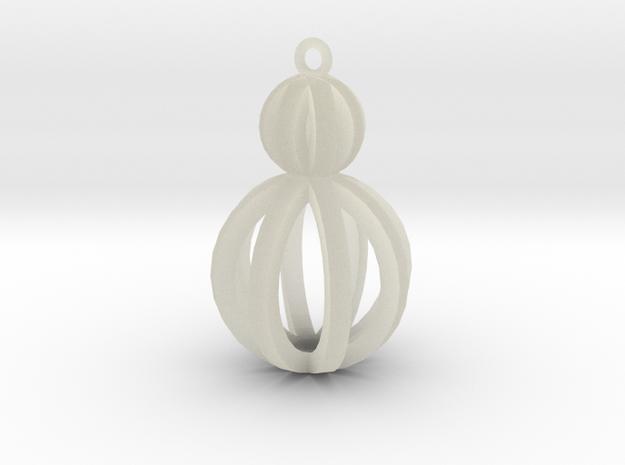 Motive - Circles Simple 3d printed
