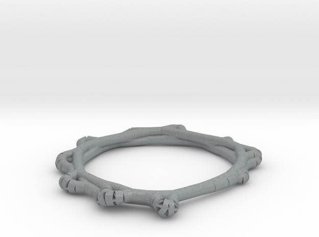 Spikey Bracelet 3d printed