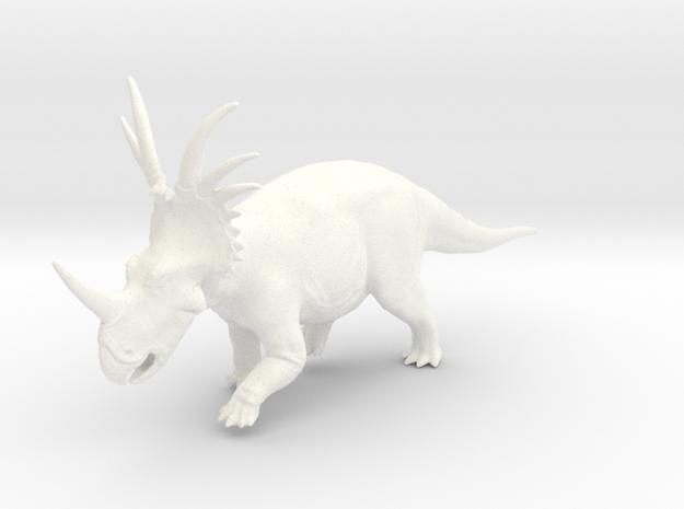 Styracosaurus 1:35v 2 3d printed