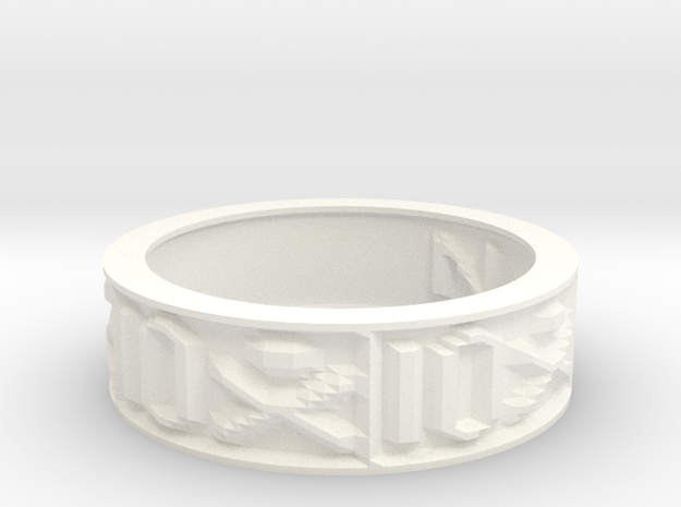 by kelecrea, engraved: Nextiva 3d printed