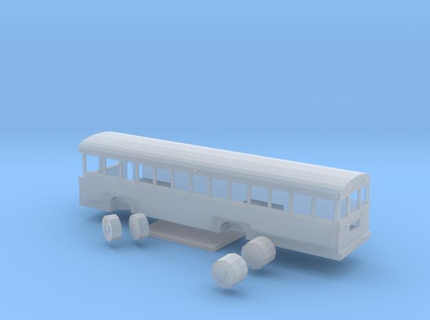 bluebird tc/2000 fe school bus 1/160 n scale