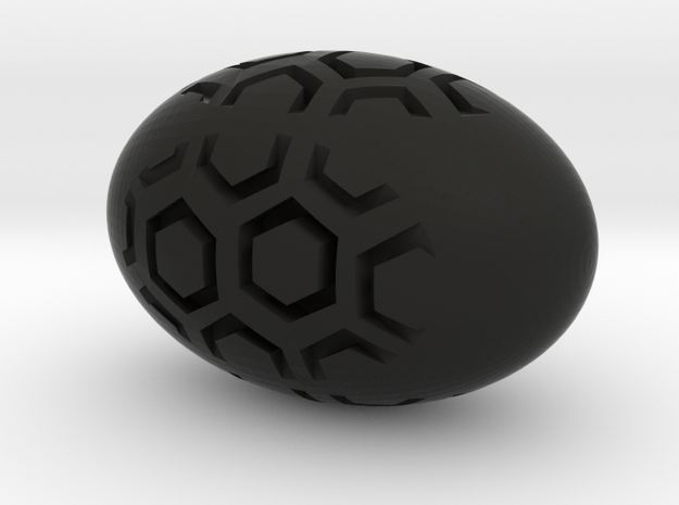 Hex Egg 3d printed