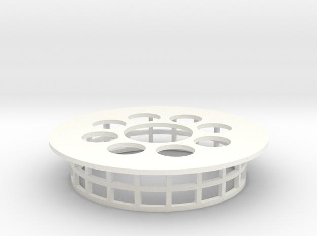 Flowerholdertop for Vase 3d printed