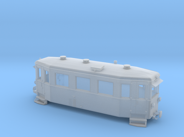T7 der MEG / Selfkantbahn (1:120) in Smooth Fine Detail Plastic