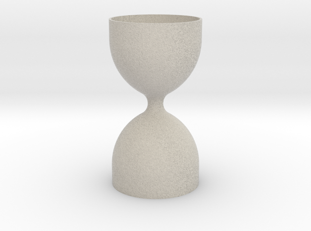 Hourglass V1 3d printed